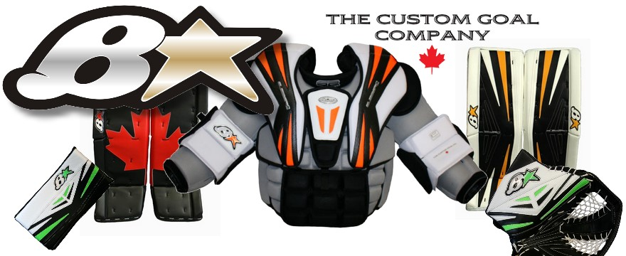 Brians Goalie Equipment
